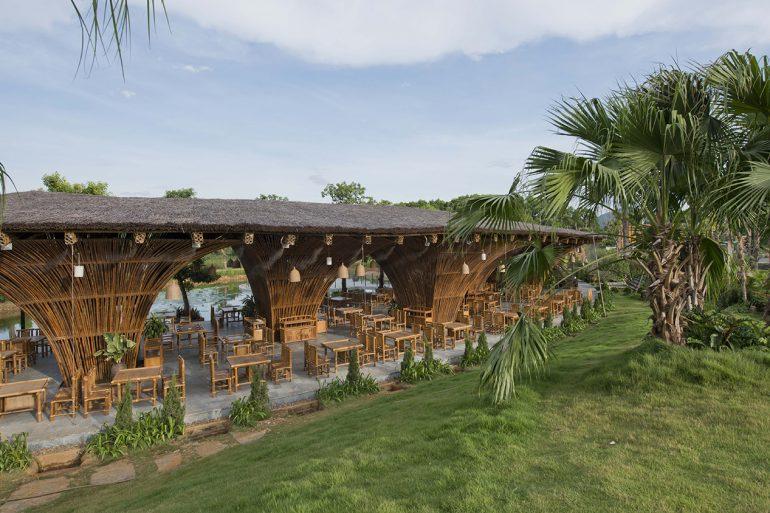 Nhà hàng Rộc Vòn – VTN Architects