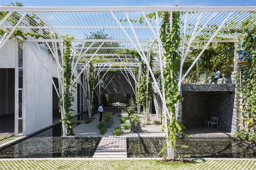 6 nhà Việt vào danh sách bình chọn Công trình đẹp nhất thế giới